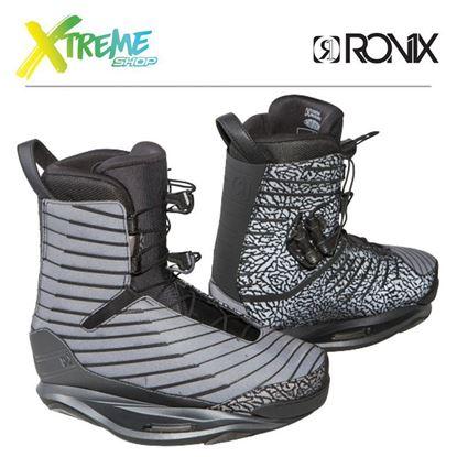 Wiązania Ronix ONE Black 2018 1