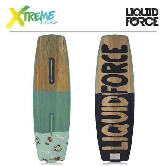Deska wakeboard Liquid Force BUTTERSTICK 2018 140