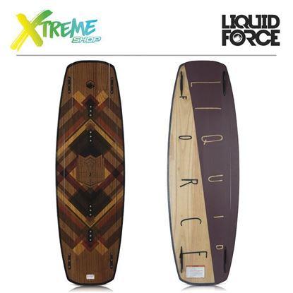 Deska wakeboard Liquid Force FLX 2018