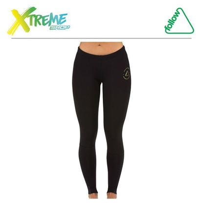 Pianka Follow LADIES 1.5mm NEO LEGGINGS Black