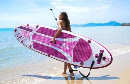 Obrazek dla kategorii SUP - Stand Up Paddleboarding