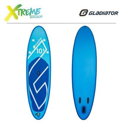 Deska SUP Gladiator BLUE 10.6 1