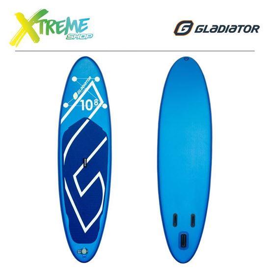 Deska SUP Gladiator BLUE 10.8 1