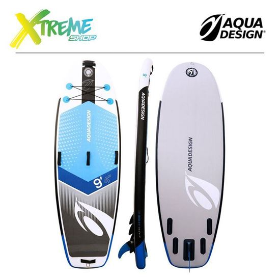 Deska SUP Aquadesign CROSS 9.4 1