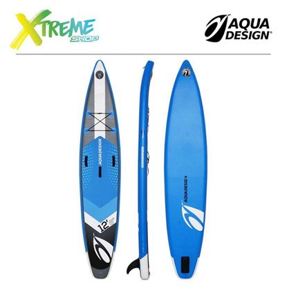 Deska SUP Aquadesign AIR SWIFT 12.6 1