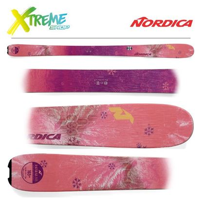 Narty Nordica ASTRAL 88 2019