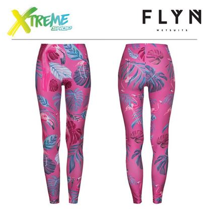 Legginsy Flyn PINK FLAMINGO WOMAN 1