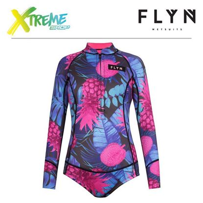 Pianka Flyn BOMBSHELL PINEAPPLE WETSUIT WMN 2mm 1