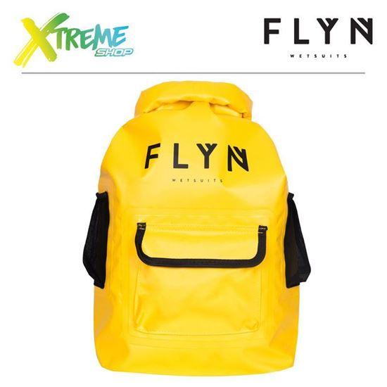 Plecak wodoodporny Flyn WATERPROOF BACKPACK Yellow 1