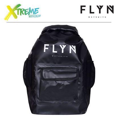 Plecak wodoodporny Flyn WATERPROOF BACKPACK Black 1