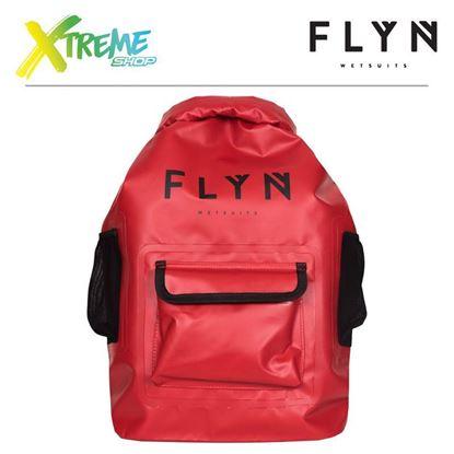 Plecak wodoodporny Flyn WATERPROOF BACKPACK Red 1