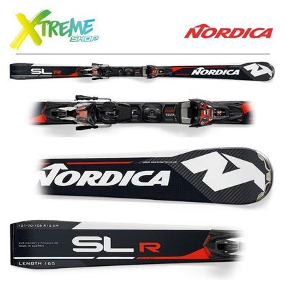 Narty Nordica DOBERMANN SLR RB EVO 2018 + Wiązania N POWER X-CELL EVO