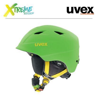 Kask UVEX AIRWING 2 PRO Applegreen Mat