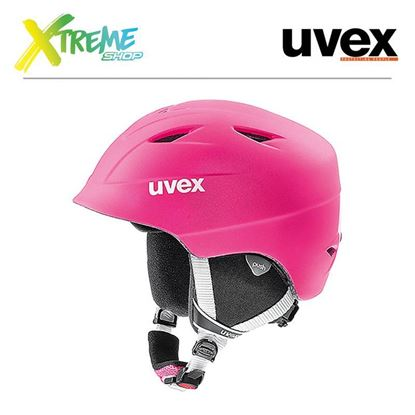 Kask UVEX AIRWING 2 PRO Pink Mat