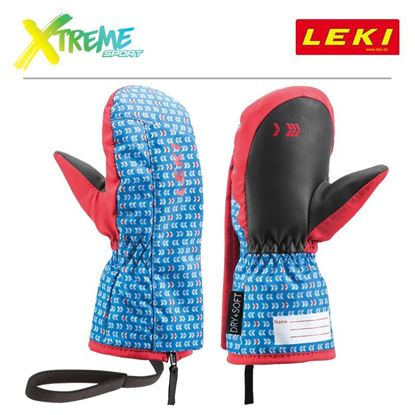 Rękawice Leki LITTLE PLAY ZAP MITT 640-892402