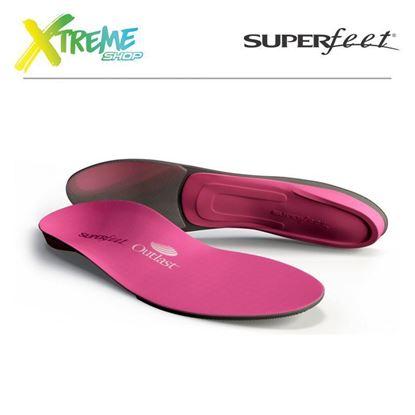 Wkładki Superfeet Hot Pink