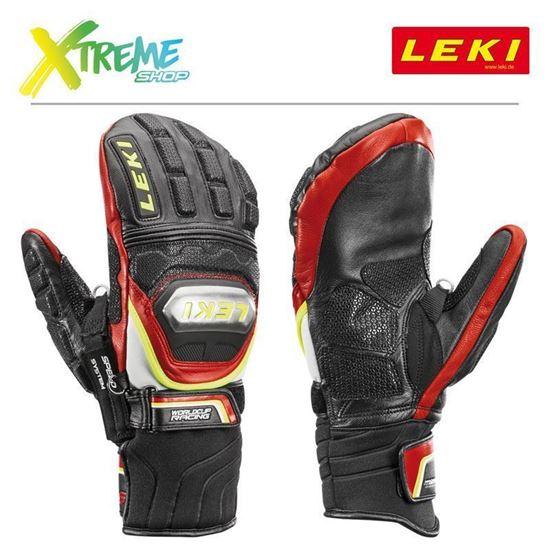 Rękawice Leki WORLDCUP RACE TI. S MITT SPEED SYSTEM 636-80183