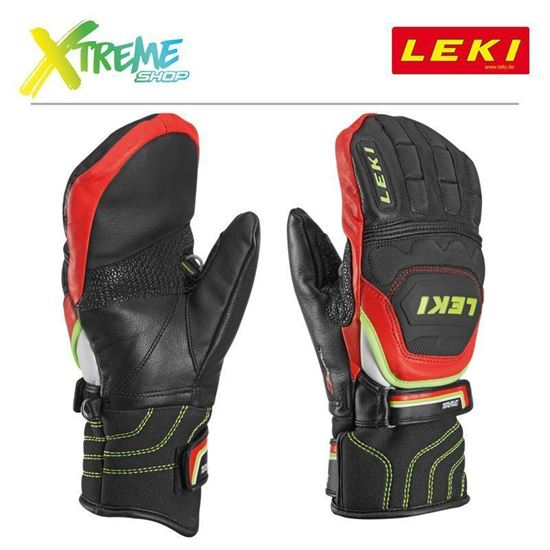 Rękawice Leki WORLDCUP RACE FLEX S JUNIOR MITT 634-80051