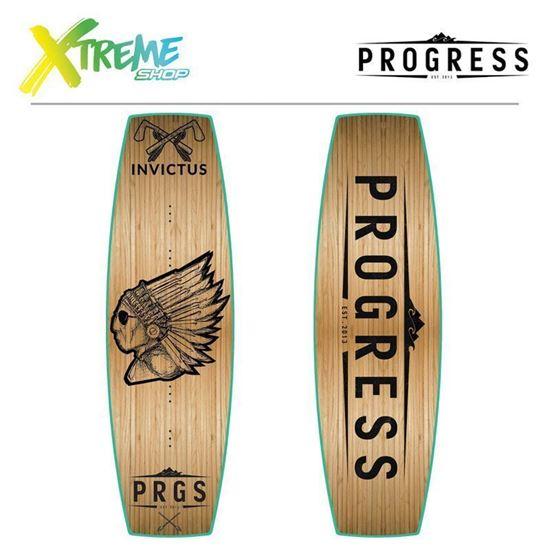 Deska wakeboardowa Progress INVICTUS 2017