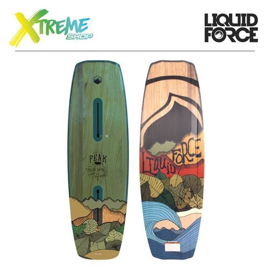 Deska wakeboardowa Liquid Force PEAK 2017 133