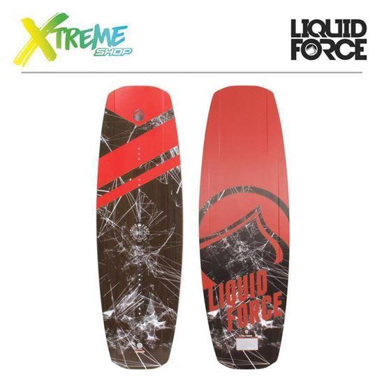 Deska wakeboardowa Liquid Force FLX 2017 139