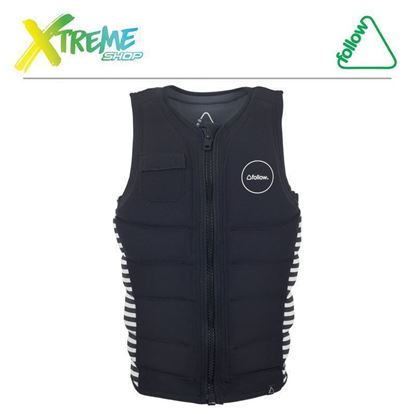 Kamizelka wakeboardowa Follow STOW LADIES IMPACT VEST Black 2017 1