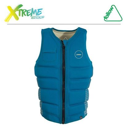 Kamizelka wakeboardowa Follow STOW LADIES IMPACT VEST Marine 2017 1