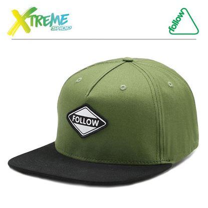 Obrazek Czapka Follow CORP HAT Olive