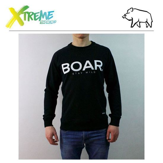 Bluza Boar HUAG Black 1