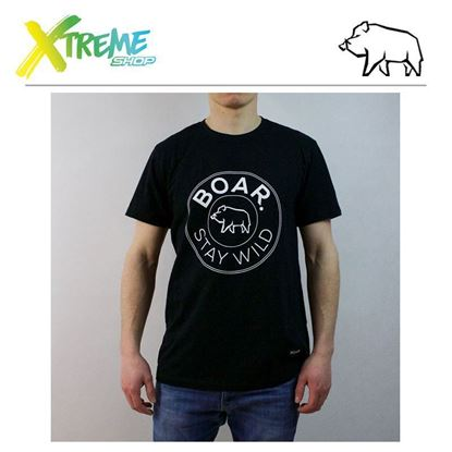 T-Shirt Boar PINION Black 1