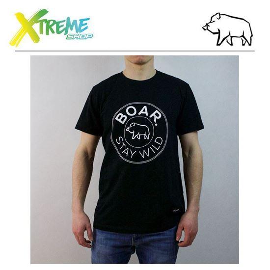 T-Shirt Boar PINION Black 1