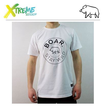 T-Shirt Boar PINION White 1