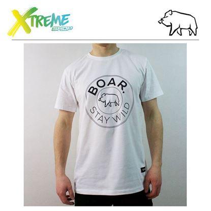 T-Shirt Boar PINION White 1