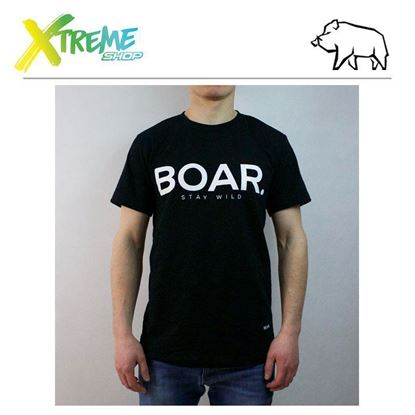 T-Shirt Boar ANCHOR Black 1