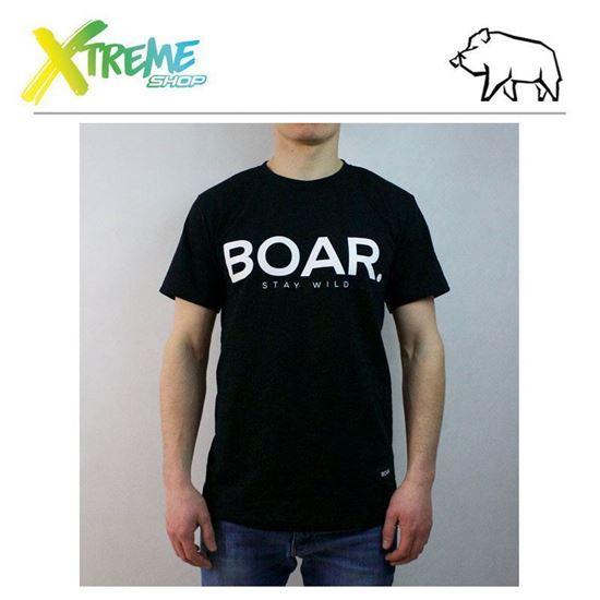 T-Shirt Boar ANCHOR Black 1