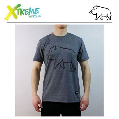 T-Shirt Boar TAILON Grey