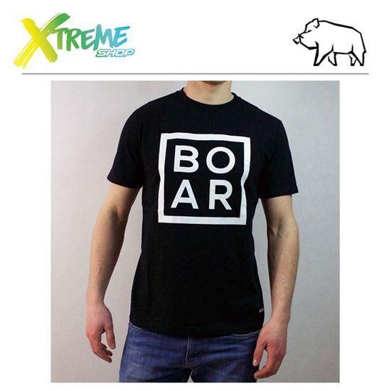 T-Shirt Boar NEGROS 1