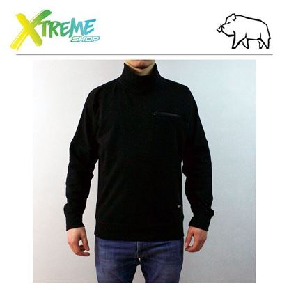 Bluza Boar BURIAS Black 1