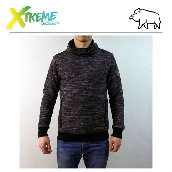 Bluza Boar PORO Dark Grey 1