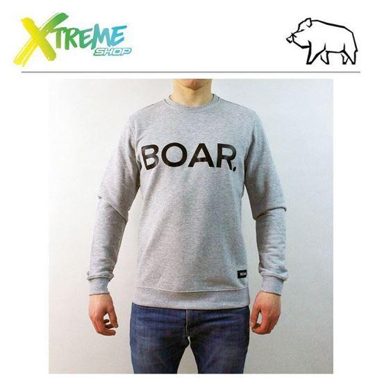 Bluza Boar SULU Grey 1