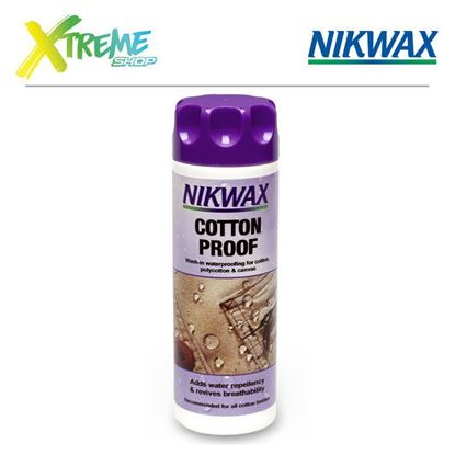 Impregnat do bawełny i brezentu Nikwax COTTON PROOF - 300ml