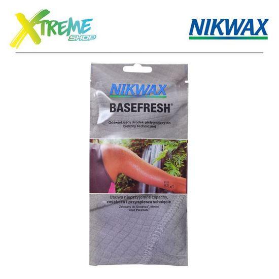 Obrazek Środek pielęgnacyjny Nikwax BASE FRESH - 50ml (saszetka)