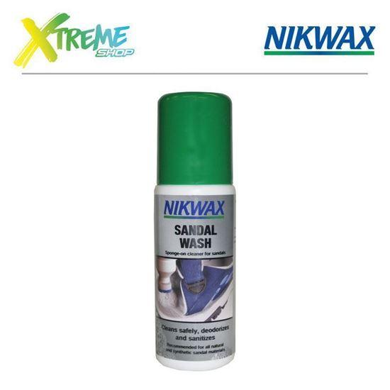 Środek do czyszczenia sandałów Nikwax SANDAL WASH - 125ml (gąbka)