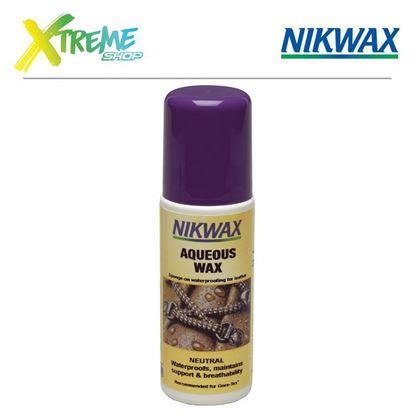 Obrazek Wosk impregnujący Nikwax AQUEOUS WAX - 125ml (bezbarwny)