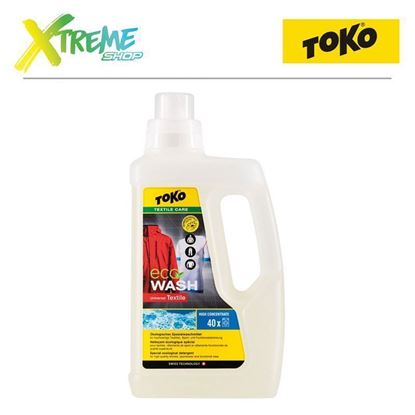 Środek do prania odzieży Toko ECO UNIVERSAL TEXTILE WASH - 1000ml (koncentrat)