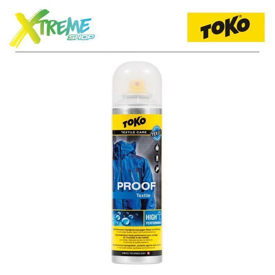 Impregnat do odzieży Toko TEXTILE PROOF - 250ml