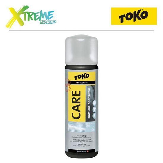 Środek do płukania bielizny technicznej Toko FUNCTIONAL SPORTSWEAR CARE - 250ml