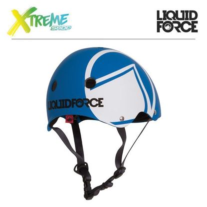 Kask wakeboard Liquid Force HERO Blue 2017