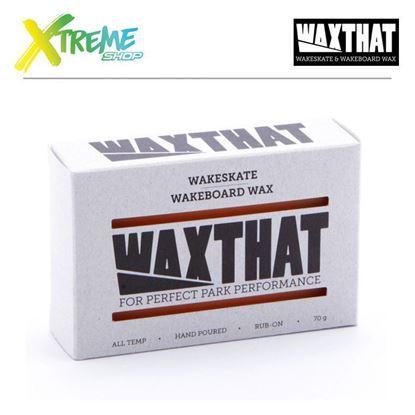 Obrazek Smar Waxthat WAKESKATE & WAKEBOARD WAX - 70g