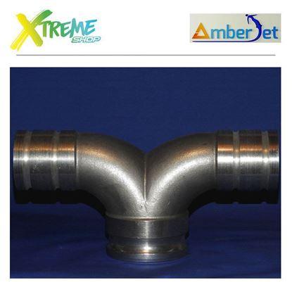 Trójnik aluminiowy AmberJet
